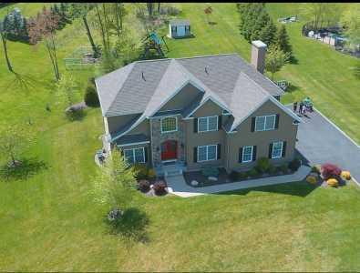 Drone Photo Stony Point NY