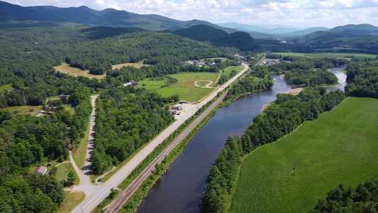 Drone Photo Stratford NH