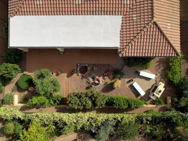 Drone Photo Sun City West AZ