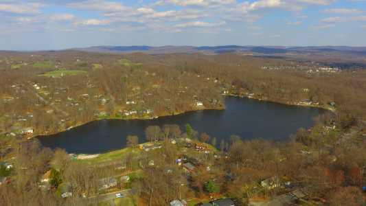 Drone Photo Sussex NJ