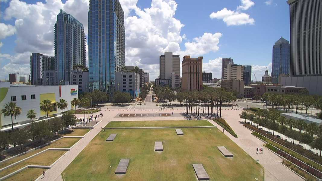 Drone Photo Tampa FL