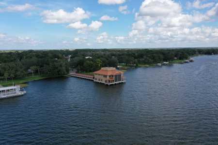Drone Photo Tavares FL