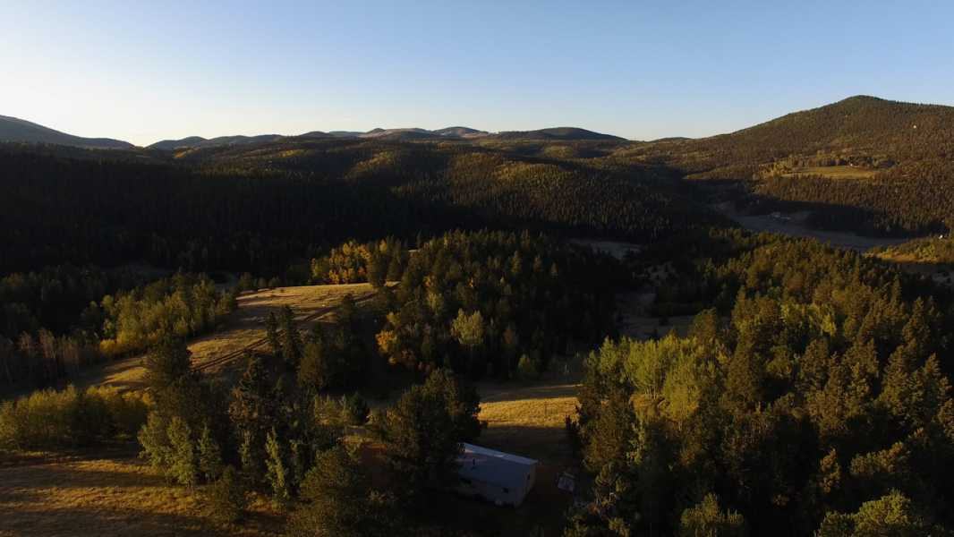 Drone Photo Teller County CO