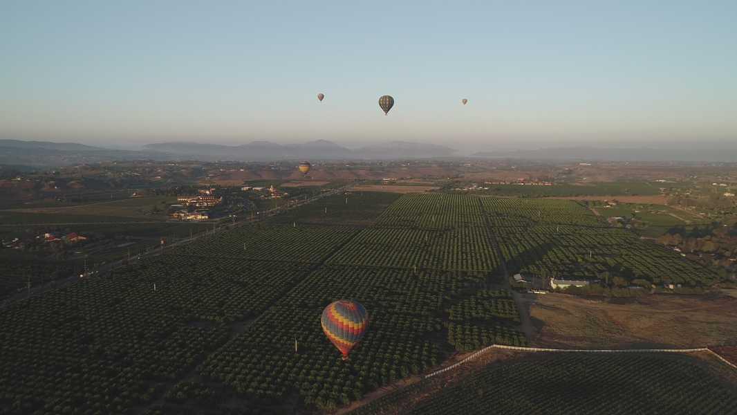 Drone Photo Temecula CA