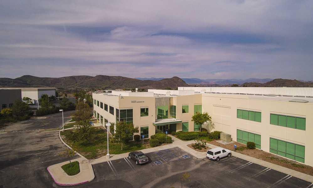 Drone Photo Thousand Oaks CA