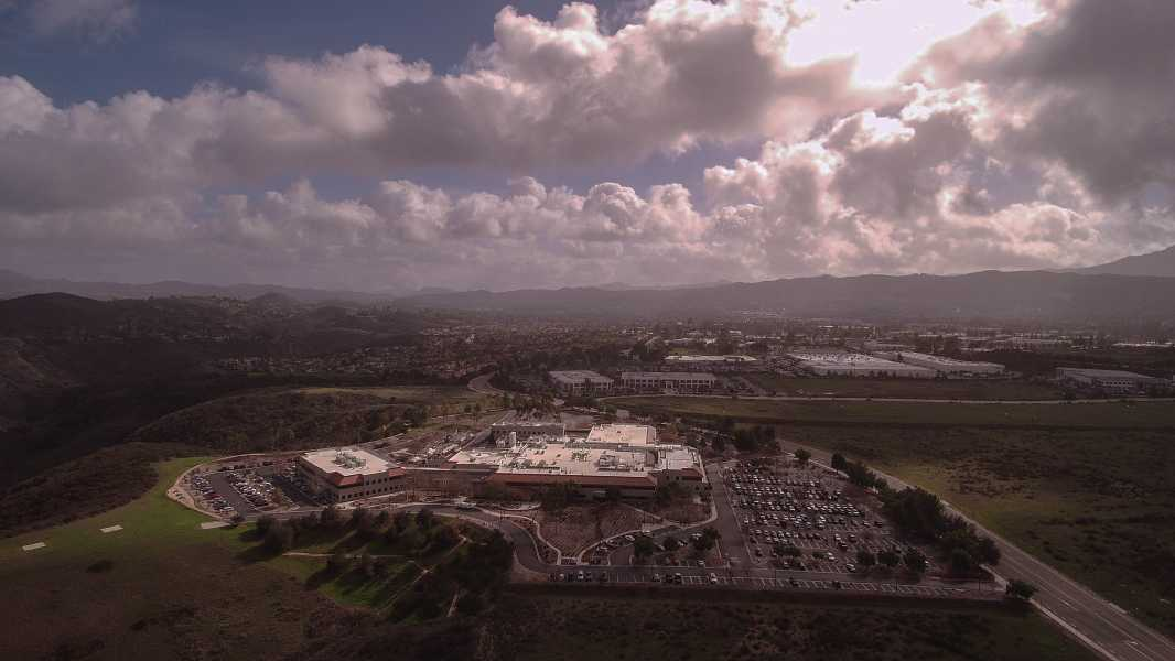 Drone Photo Thousand Oaks CA