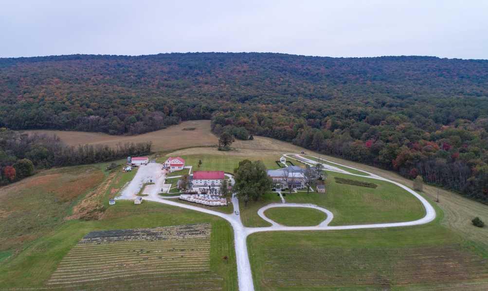 Drone Photo Thurmont MD