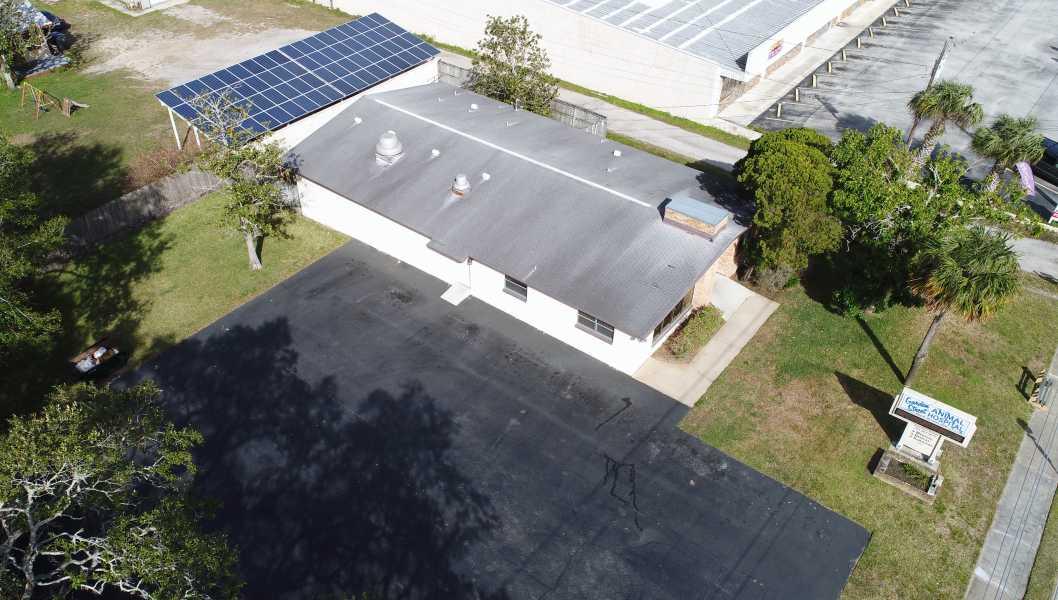 Drone Photo Titusville FL