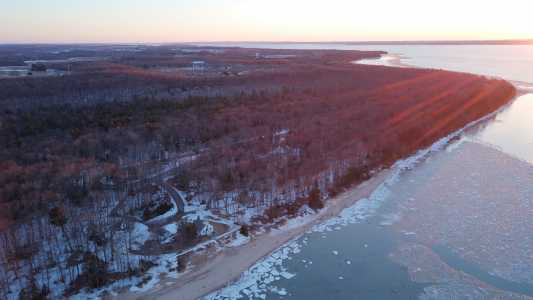 Drone Photo Traverse City MI