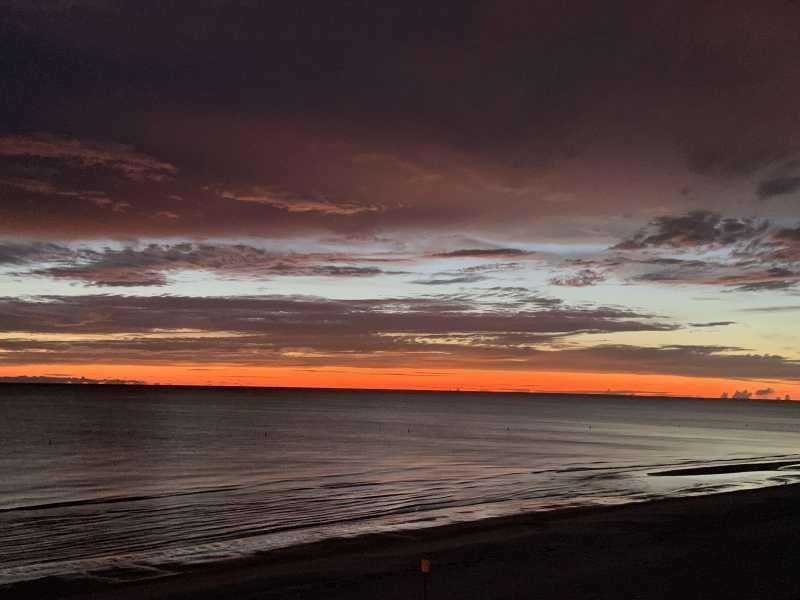 Drone Photo Treasure Island FL