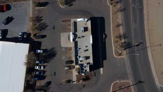 Drone Photo Tuba City AZ