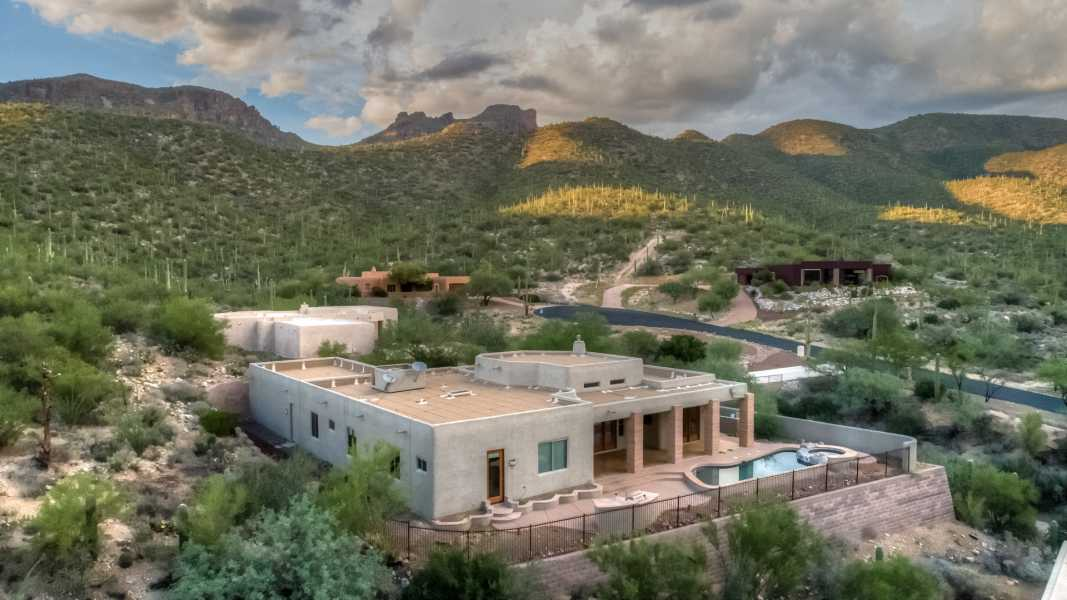 Drone Photo Tucson AZ