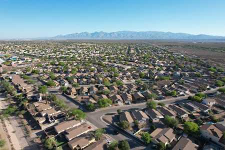 Drone Photo Tucson AZ