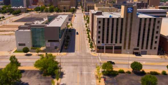 Drone Photo Tulsa OK