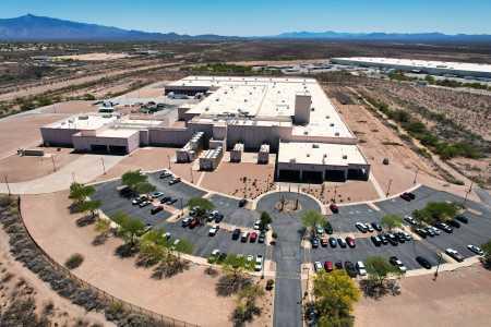 Drone Photo Vail AZ