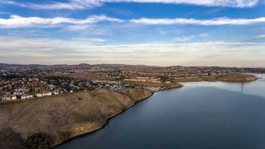 Drone Photo Vallejo CA