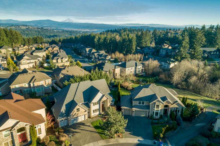 Drone Photo Vancouver WA