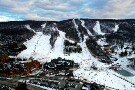 Drone Photo Vernon Township NJ