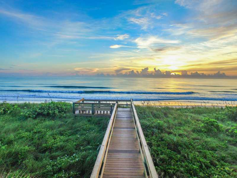 Drone Photo Vero Beach FL