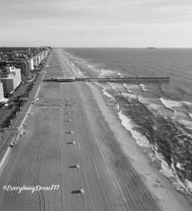 Drone Photo Virginia Beach VA