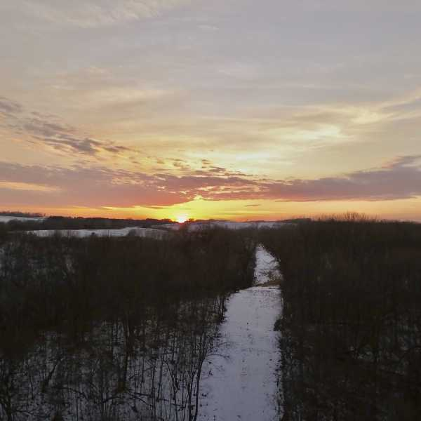 Drone Photo Viroqua WI