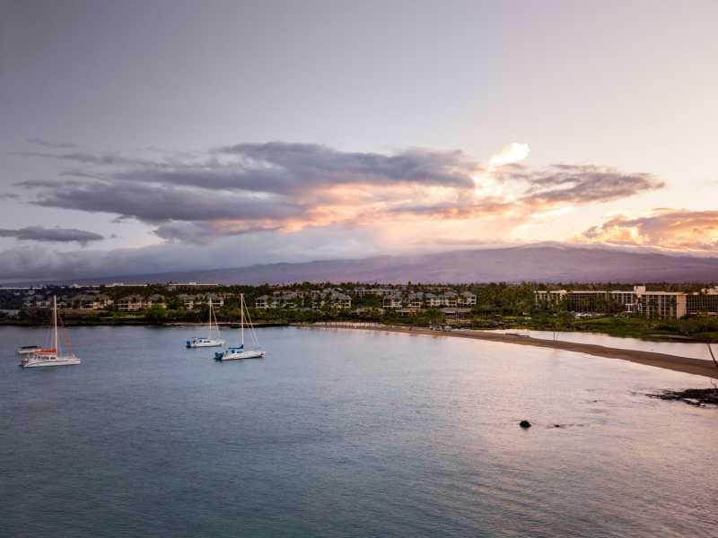 Drone Photo Waikoloa Village HI