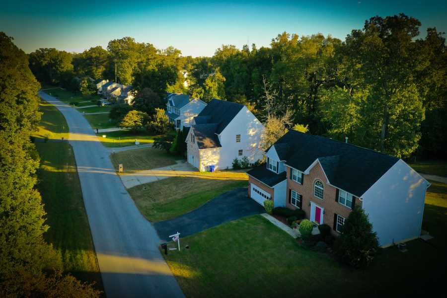 Drone Photo Waldorf MD