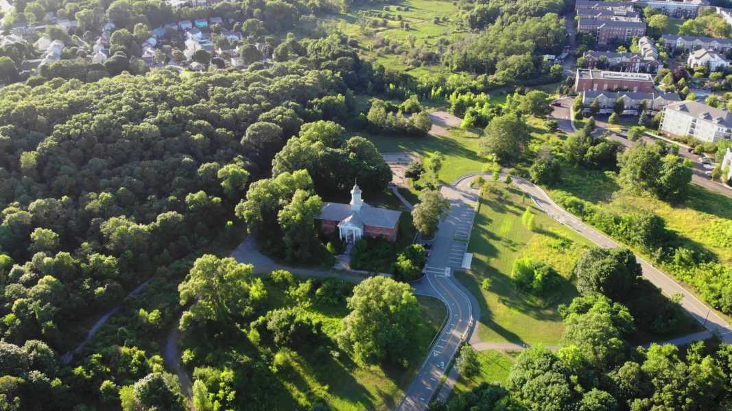 Drone Photo Waltham MA