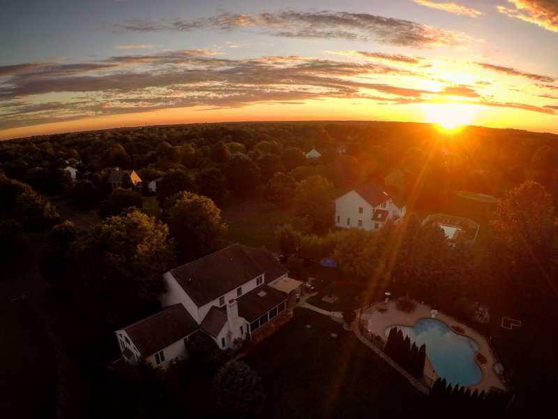 Drone Photo Warminster PA