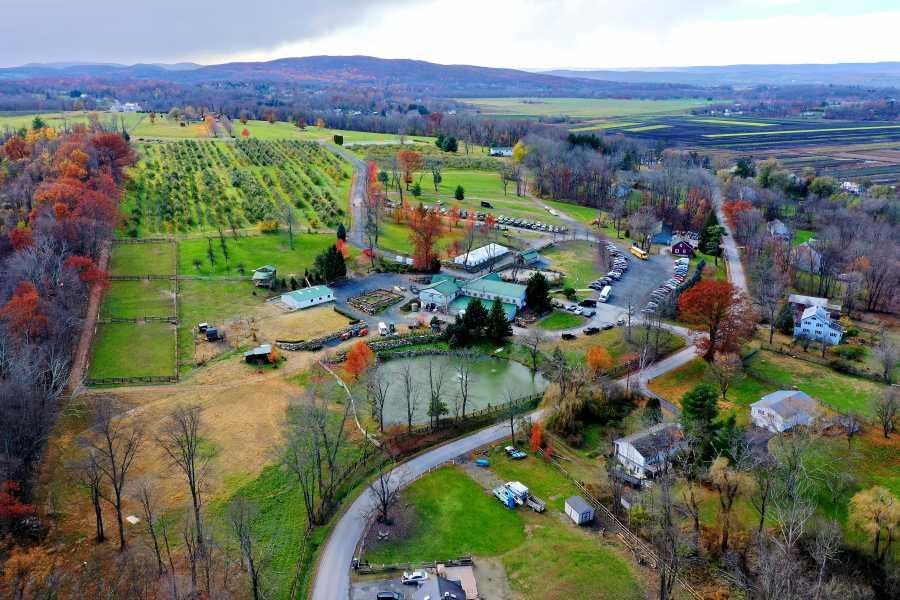 Drone Photo Warwick NY