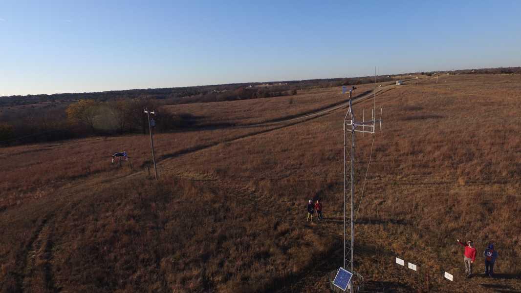 Drone Photo Washington OK