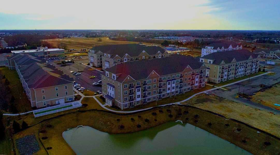 Drone Photo Washington Township NJ