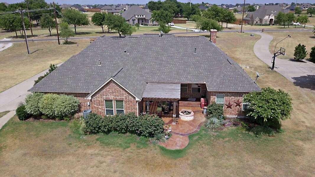 Drone Photo Waxahachie TX