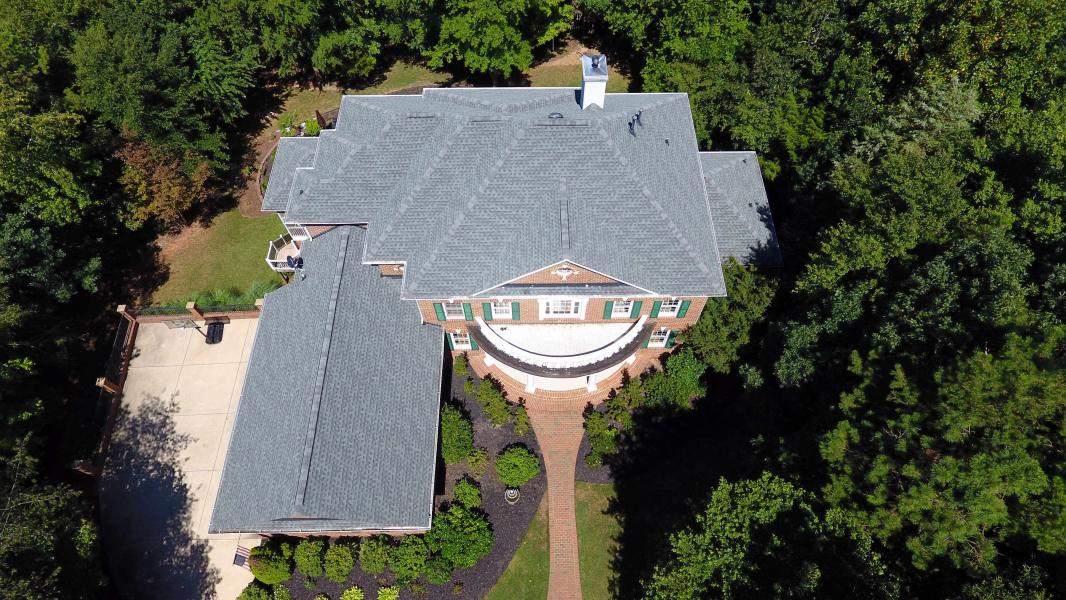 Drone Photo Waxhaw NC