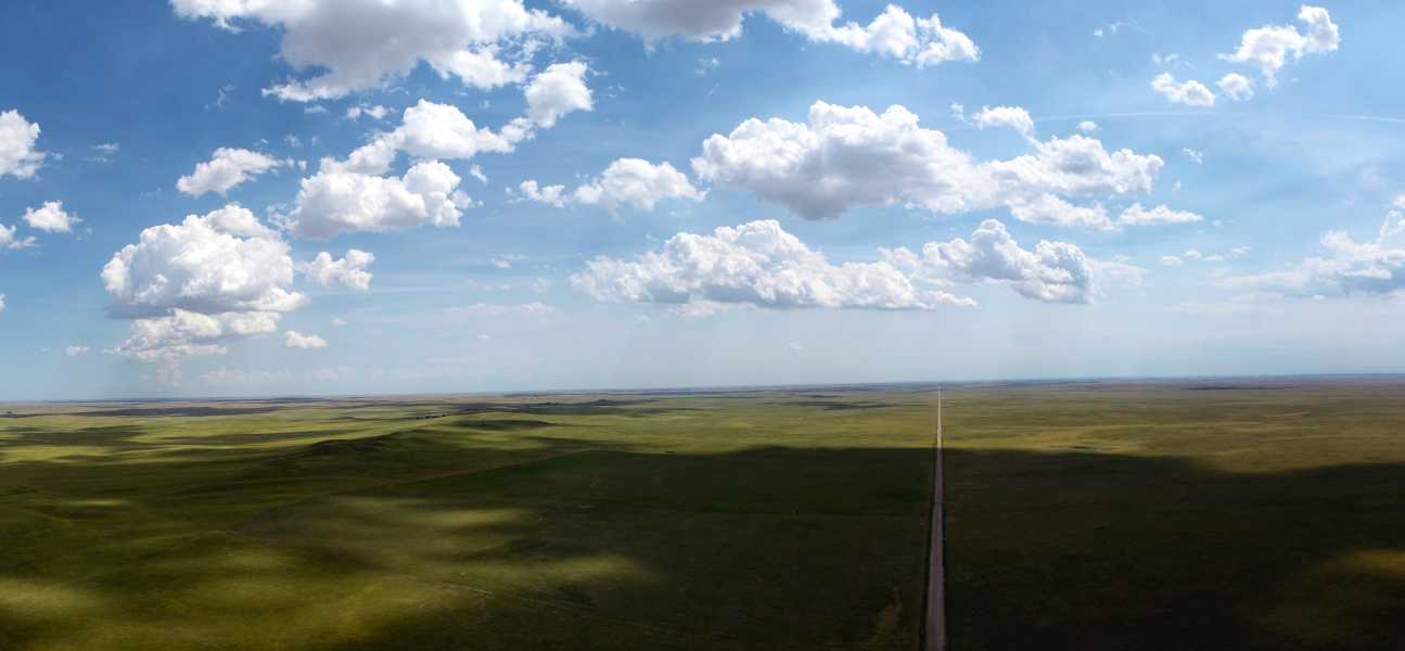 Drone Photo Weld County CO