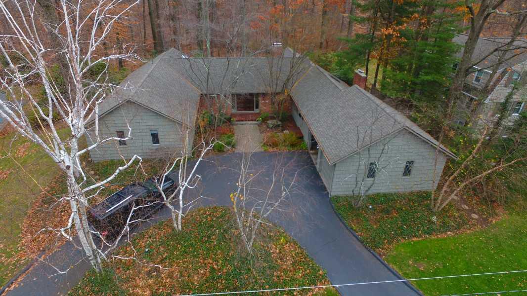 Drone Photo West Hartford CT
