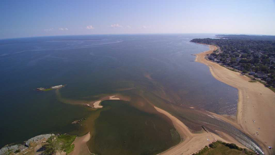 Drone Photo West Haven CT