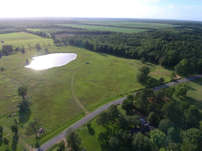 Drone Photo West Point MS