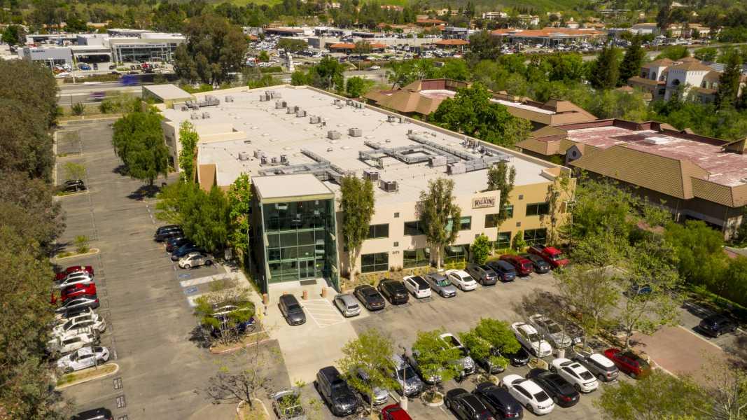 Drone Photo Westlake Village CA