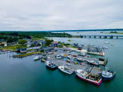 Drone Photo Westport MA