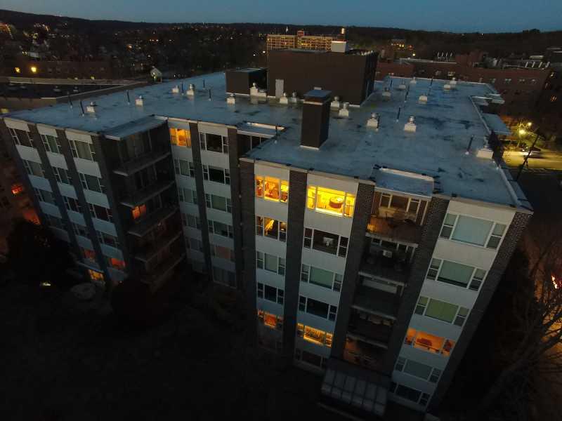 Drone Photo White Plains NY