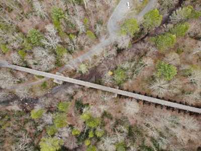 Drone Photo Whitetop VA