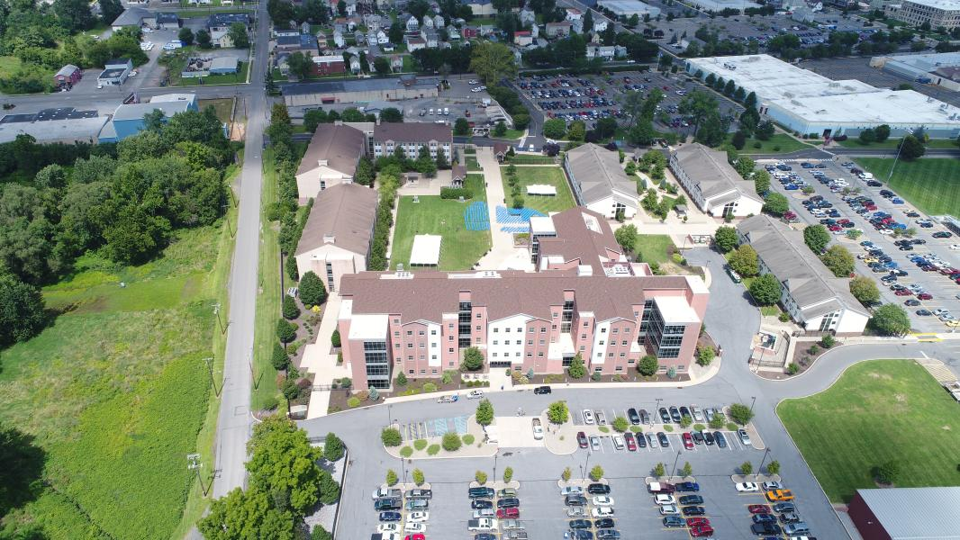 Drone Photo Williamsport PA