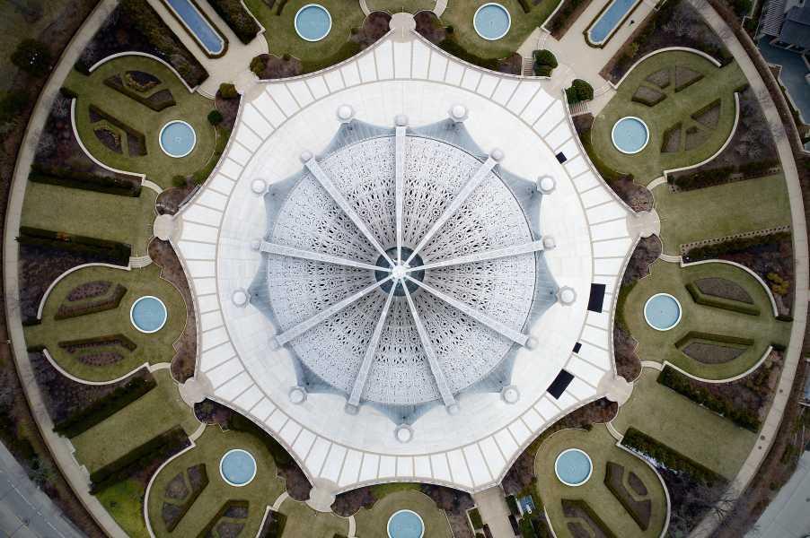 Drone Photo Wilmette IL