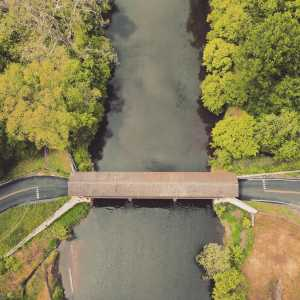 Drone Photo Wilmington DE