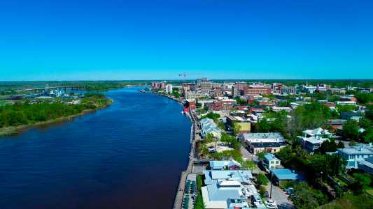 Drone Photo Wilmington NC