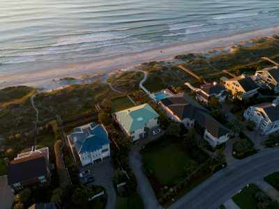 Drone Photo Wrightsville Beach NC