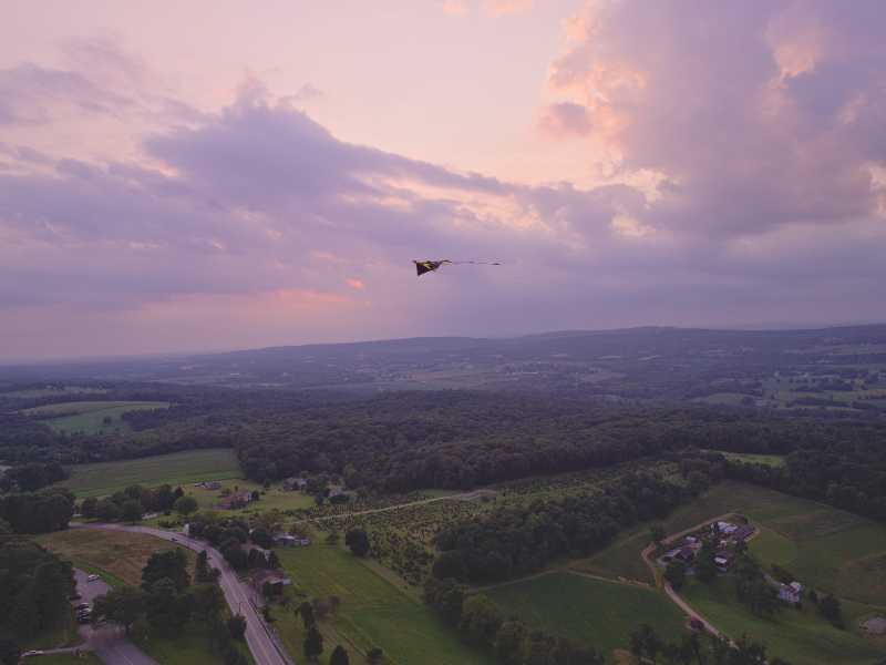Drone Photo Wrightsville PA