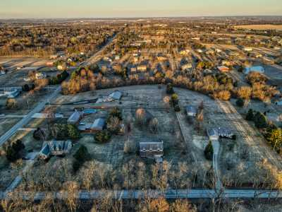 Drone Photo Yellow Springs OH