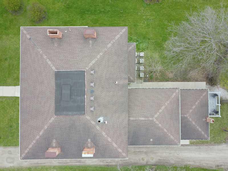 Drone Photo Ypsilanti MI